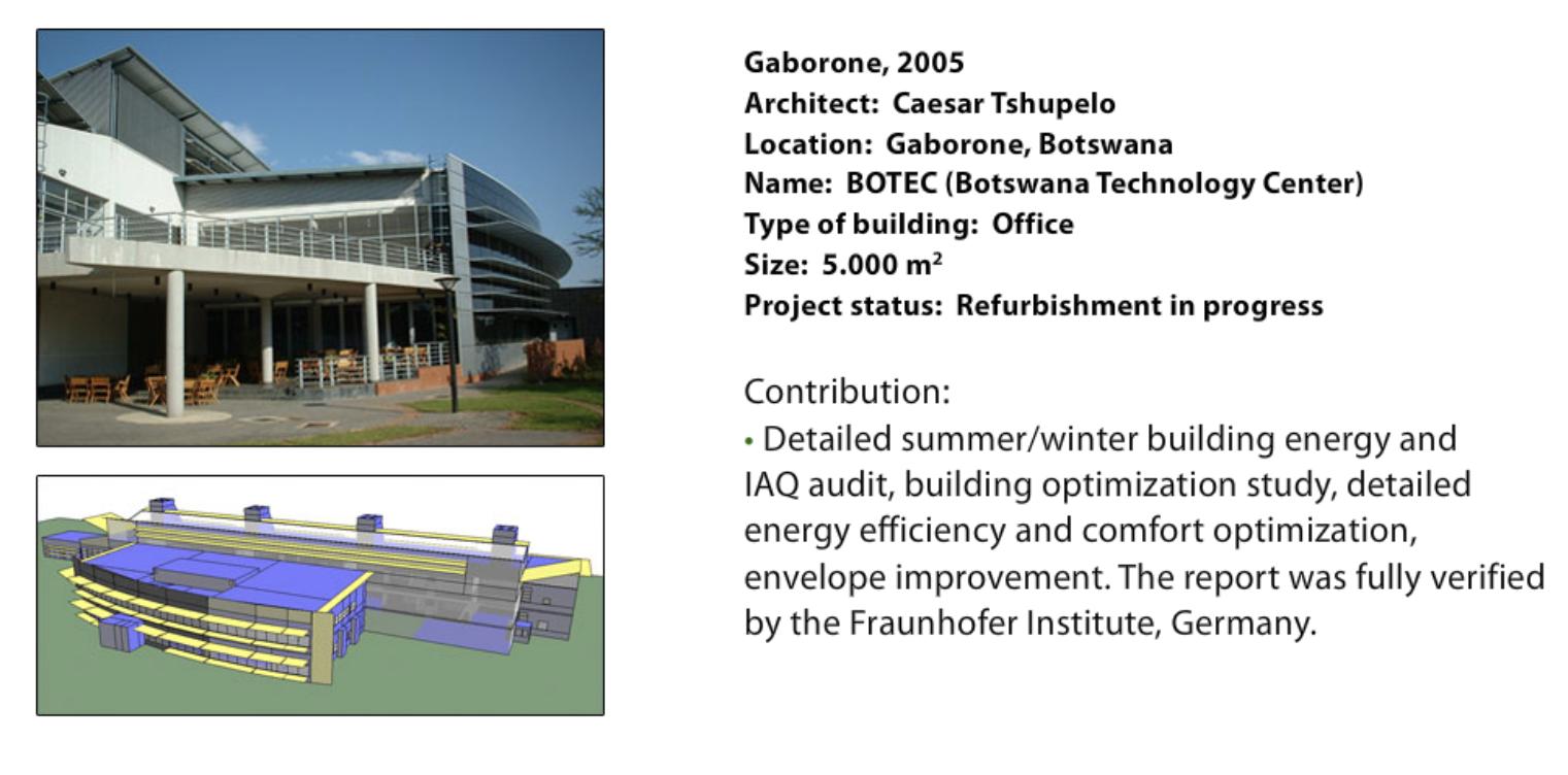 Gaborone 2005